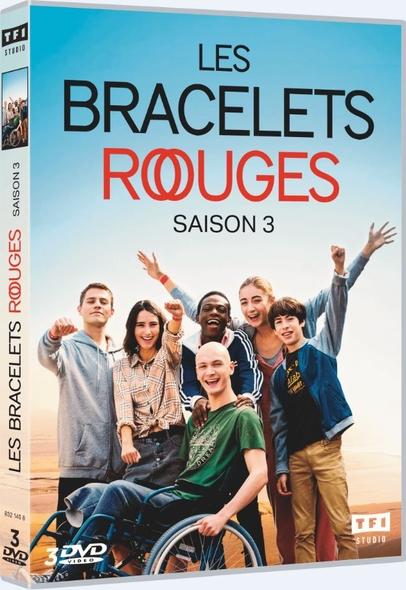 Bracelets rouges : Les Bracelets rouges. Saison 3