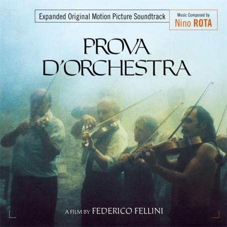 Prova d'orchestra | Nino Rota (1911-1979). Compositeur