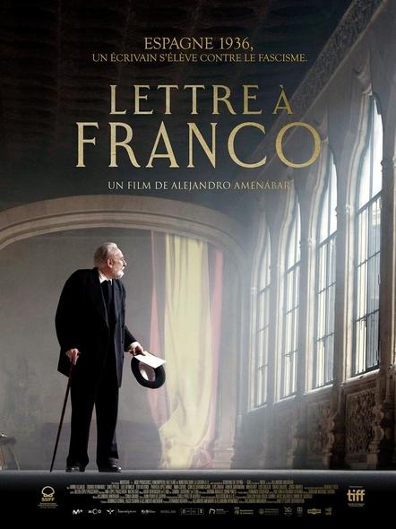 Lettre à Franco = Mientras dure la guerra | Amenabar, Alejandro. Compositeur