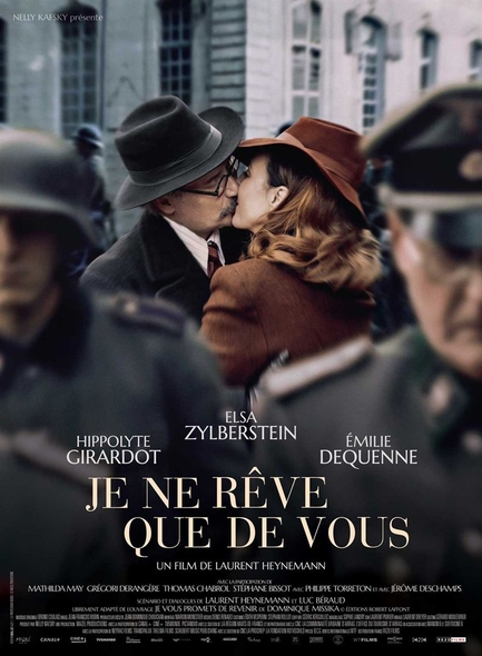 Je ne rêve que de vous / film de Laurent Heynemann  | Heynemann, Laurent. Metteur en scène ou réalisateur. Scénariste
