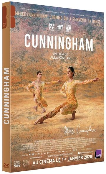 Cunningham : . / film de Alla Kovgan  | Kovgan , Alla . Metteur en scène ou réalisateur