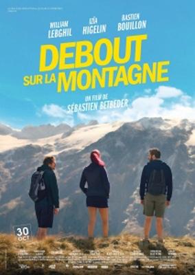Debout sur la montagne / Film de Sébastien Betbeder  | Betbeder, Sébastien. Metteur en scène ou réalisateur. Scénariste
