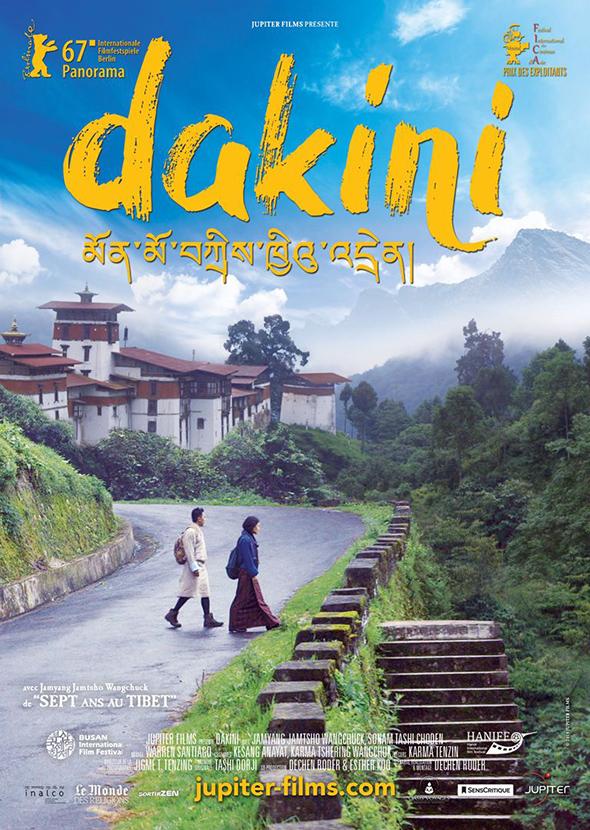 Dakini / Film de Dechen Roder  | Roder , Dechen . Metteur en scène ou réalisateur. Scénariste