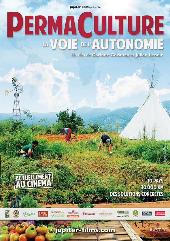 Permaculture, la voie de l'autonomie / Carine Coisman, Julien Lenoir, réal.  | Coisman , Carine . Metteur en scène ou réalisateur. Scénariste