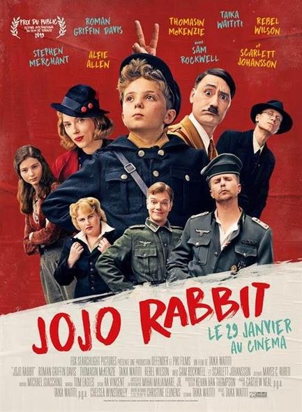 Jojo Rabbit / film de Taika Waititi  | Waititi, Taika. Metteur en scène ou réalisateur. Scénariste