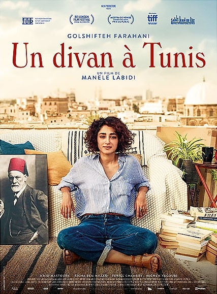 Un divan à Tunis / Film de Manele Labidi  | Labidi , Manele . Metteur en scène ou réalisateur. Scénariste