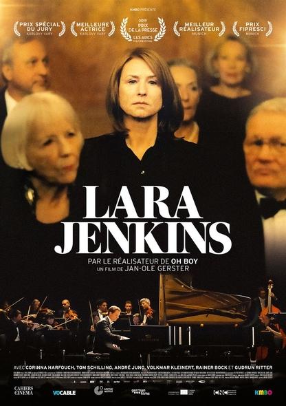 Lara Jenkins / Film de Jan-Ole Gerster  | Gerster, Jan-Ole. Metteur en scène ou réalisateur