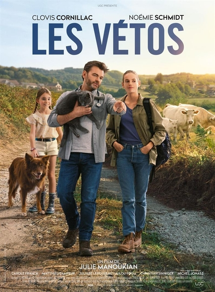 Les Vétos | Manoukian, Julie. Metteur en scène ou réalisateur