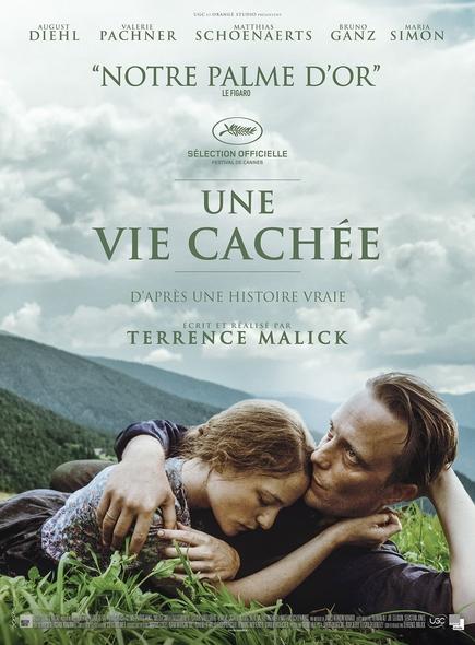 Une vie cachée / Film de Terrence Malick  | Malick, Terrence. Metteur en scène ou réalisateur. Scénariste