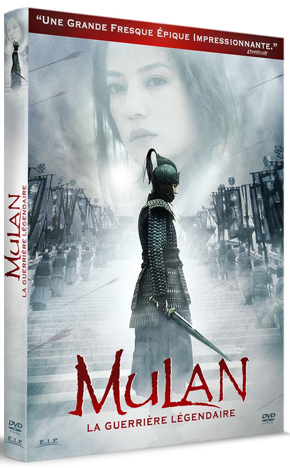 Mulan, la guerrière légendaire   Ma, Jingle. Réalisateur