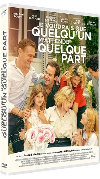 Je voudrais que quelqu'un m'attende quelque part / Film de Arnaud Viard  | Viard, Arnaud. Metteur en scène ou réalisateur. Scénariste