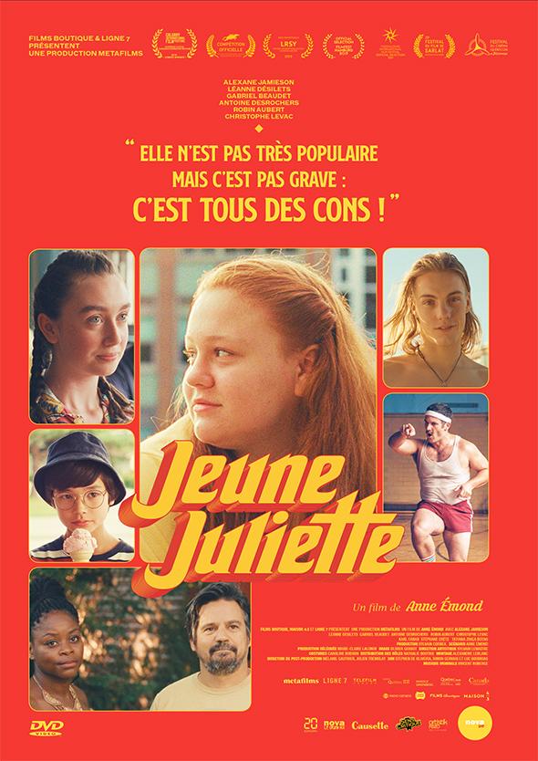 Jeune Juliette / Anne Émond, réal.    Émond , Anne . Metteur en scène ou réalisateur. Scénariste