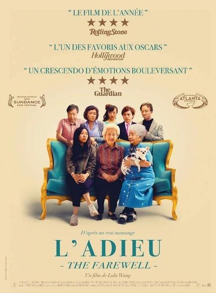 L'Adieu / Film de Lulu Wang  | Wang , Lulu . Metteur en scène ou réalisateur. Scénariste