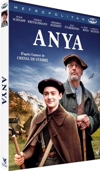 Anya = Waiting for Anya | Cookson, Ben. Metteur en scène ou réalisateur