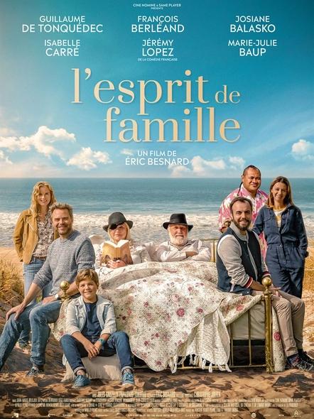 L'Esprit de famille / Film de Eric Besnard  | Besnard, Eric. Metteur en scène ou réalisateur. Scénariste