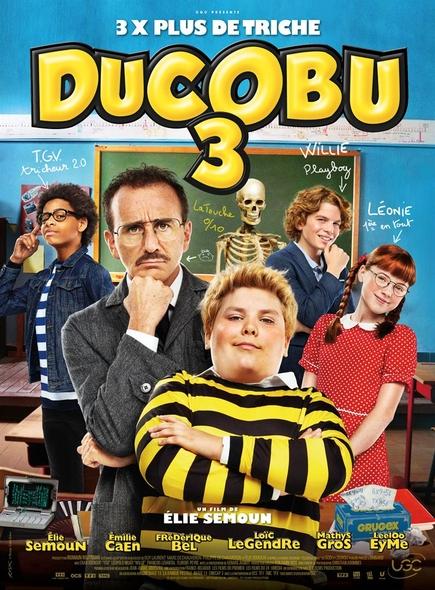 Ducobu 3 / Film de Elie Semoun  | Semoun, Elie. Metteur en scène ou réalisateur. Scénariste