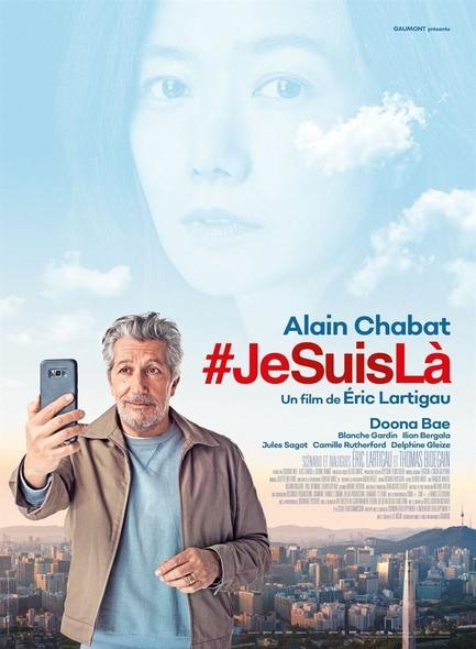 #JeSuisLà / Film de Eric Lartigau  | Lartigau, Eric. Metteur en scène ou réalisateur. Scénariste