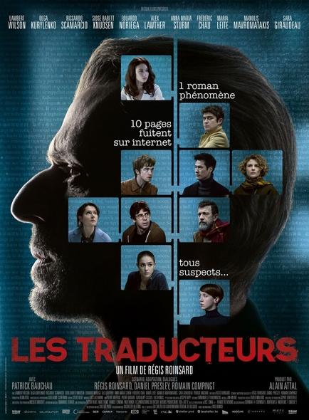 Les Traducteurs / Film de Régis Roinsard  | Roinsard, Régis. Metteur en scène ou réalisateur. Scénariste