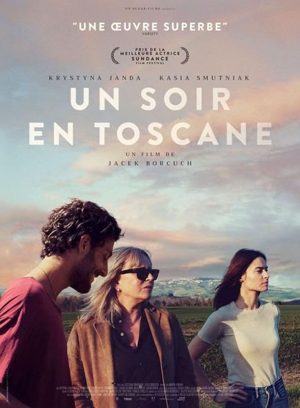 Un soir en Toscane / Film de Jacek Borcuch  | Borcuch , Jacek . Metteur en scène ou réalisateur. Scénariste