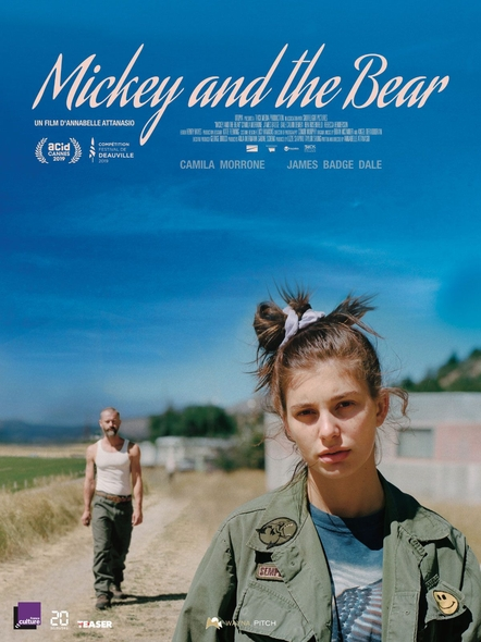 Mickey and the Bear : . / film de Annabelle Attanasio  | Attanasio , Annabelle . Metteur en scène ou réalisateur