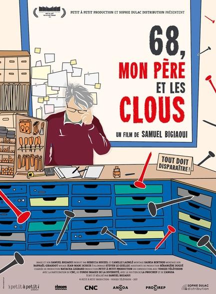 68, mon père et les clous . DVD / Samuel Bigiaoui, réal.   