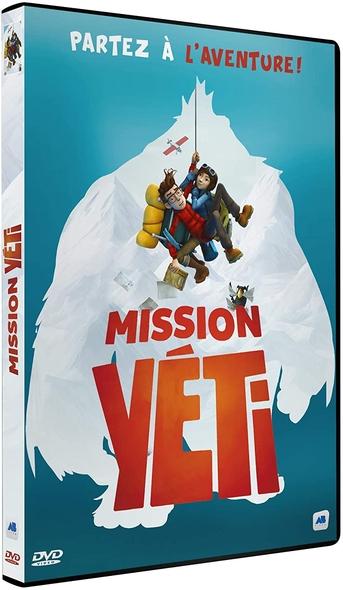 Mission Yéti . DVD = Mission Kathmandu: The Adventures of Nelly & Simon / Pierre Greco, Nancy Florence Savard, réal.  | Greco , Pierre . Scénariste