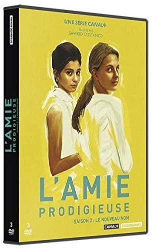 Amie prodigieuse (L') : 4 DVD = Amica geniale - Season 2 (L') | Costanzo, Saverio. Réalisateur