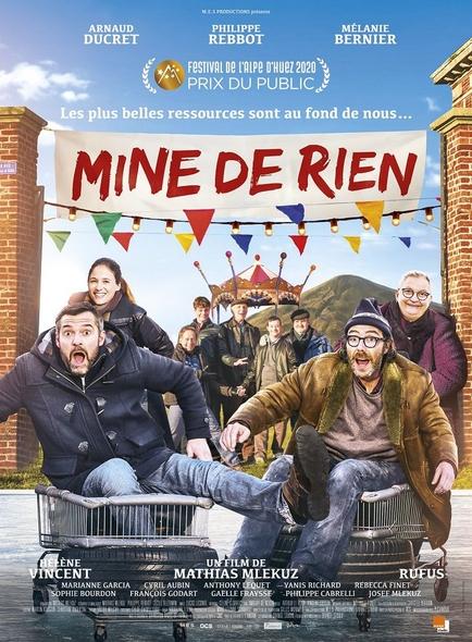 Mine de rien . DVD / Mathias Mlekuz, réal.  | Mlekuz, Mathias. Scénariste