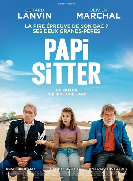 Papi sitter . DVD / Philippe Guillard, réal.  | Guillard, Philippe. Scénariste