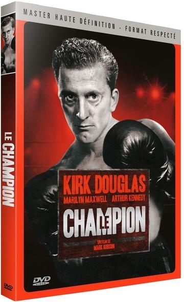 Le Champion / Film de Mark Robson  | Robson, Mark. Metteur en scène ou réalisateur