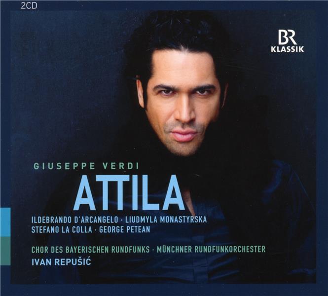 Attila / Giuseppe Verdi | Verdi, Giuseppe (1813-1901). Compositeur