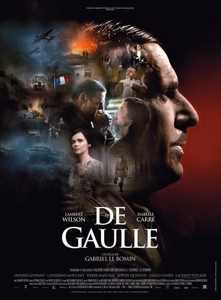 De Gaulle | Le Bomin, Gabriel. Metteur en scène ou réalisateur