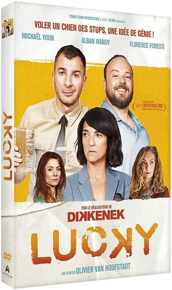 Lucky . DVD / Olivier Van Hoofstadt, réal.  | Van Hoofstadt , Olivier . Scénariste