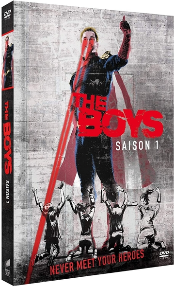 The Boys : 3 DVD | Sgriccia, Philip. Réalisateur