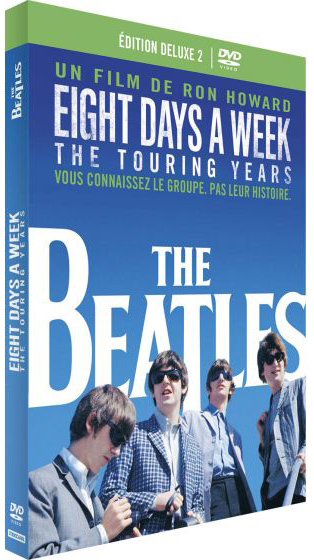 The Beatles : Eight days a week - The touring years / Ron Howard, réal.  | Howard, Ron (1954-....). Metteur en scène ou réalisateur