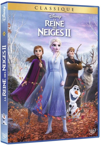 Reine des neiges II (La) = Frozen II | Buck, Chris. Réalisateur