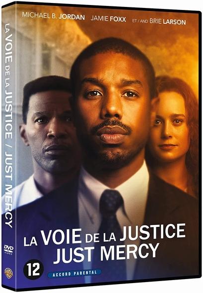 La Voie de la justice / Film de Destin Daniel Cretton    Cretton, Destin (19..-....). Metteur en scène ou réalisateur. Scénariste
