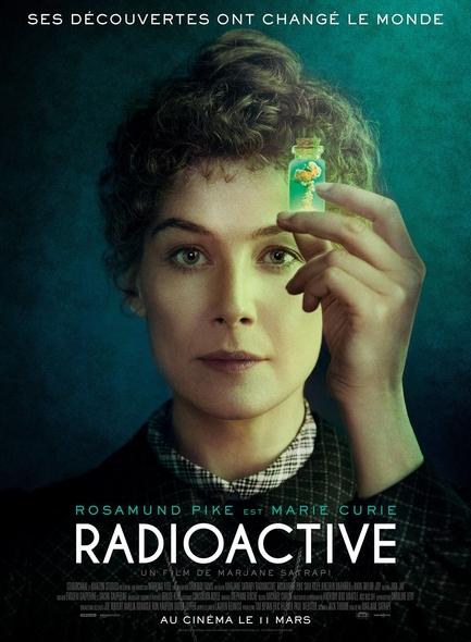 Radioactive / Film de Marjane Satrapi  | Satrapi , Marjane . Metteur en scène ou réalisateur
