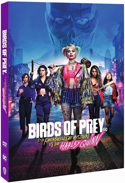 Birds of Prey et la fantabuleuse histoire de Harley Quinn / Film de Cathy Yan  | Yan , Cathy . Metteur en scène ou réalisateur