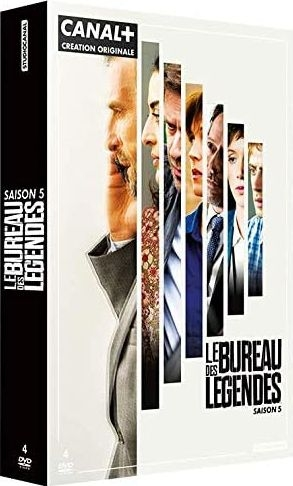 Bureau des légendes (Le) : 4 DVD | Rochant, Eric. Antécédent bibliographique