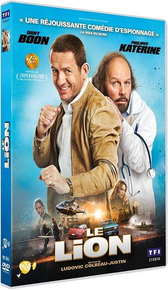 Le Lion . DVD / Ludovic Colbeau-Justin, réal.  | Colbeau-Justin, Ludovic. Metteur en scène ou réalisateur