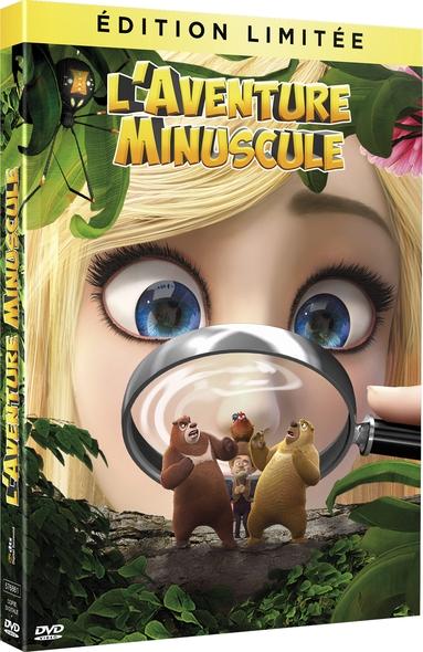 L'Aventure minuscule . DVD = Xiong chu mei zhi bian xing ji / Leon Ding, Huida Lin, réal.  | Ding , Leon . Metteur en scène ou réalisateur