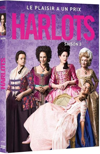 Harlots. saison 3 | Sheppard, Robin. Metteur en scène ou réalisateur