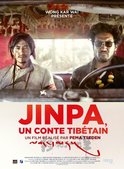 Jinpa : Un conte tibétain . / film de Pema Tseden    Tseden , Pema . Metteur en scène ou réalisateur