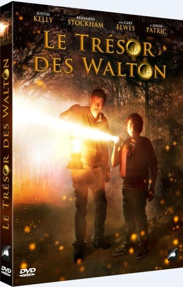Le Trésor des Walton / Film de Joseph Itaya  | Itaya , Joseph . Metteur en scène ou réalisateur. Scénariste