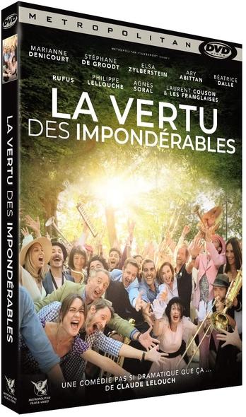 La Vertu des impondérables / Claude Lelouch, réal.  | Lelouch , Claude . Metteur en scène ou réalisateur. Scénariste
