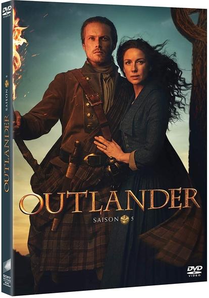 Outlander . Saison 5 / Stephen Woolfenden, Jamie Payne, Meera Menon, Annie Griffin, réal.  | Woolfenden , Stephen . Metteur en scène ou réalisateur