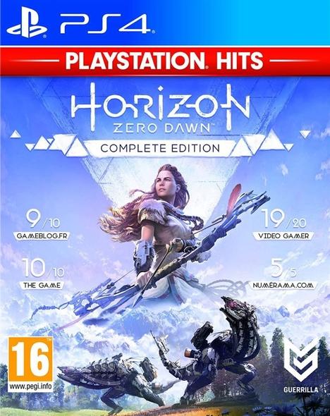 Horizon : Zero Dawn - Complete Editon (PS4)