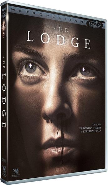 The Lodge / Severin Fiala, Veronika Franz, réal. ; Riley Keough, Alicia Silverstone, Richard Armitage, Jaeden Martell, et al., act. |