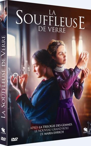 La Souffleuse de verre / Film de Christiane Balthasar  | Balthasar , Christiane . Metteur en scène ou réalisateur